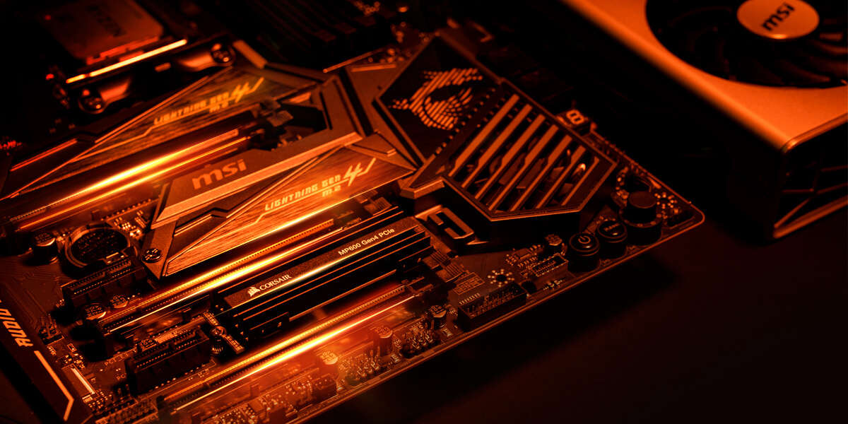 PCIe Gen 4: Radeon RX 5700 Series GPUs & M.2 SSD