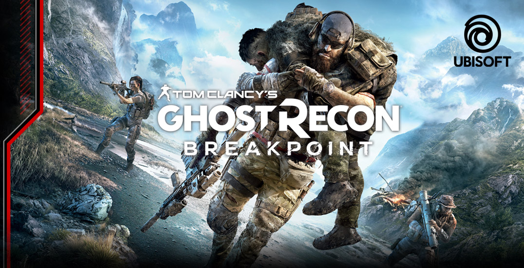 MSI Bundle Tom Clancy's Ghost Recon Breakpoint
