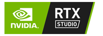 Geforce RTX Studio logo