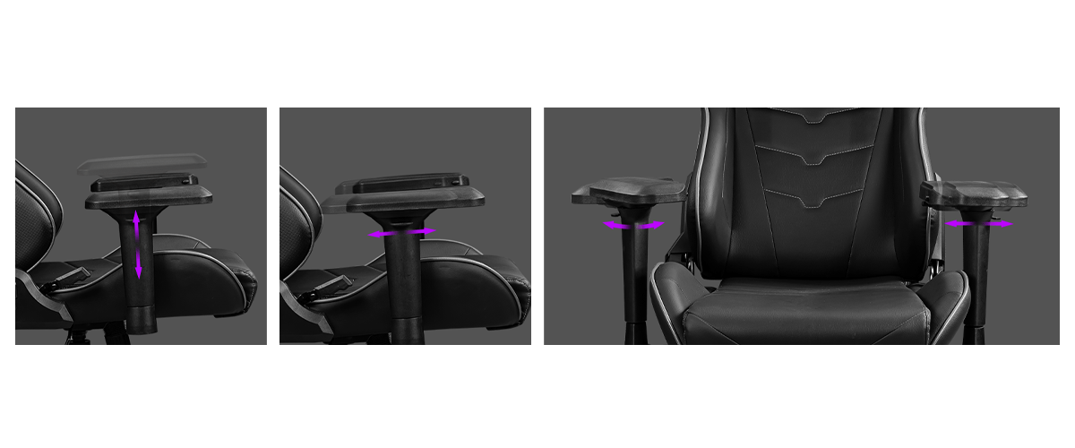 msi ch120 gaming chair 4d adjustable armrest