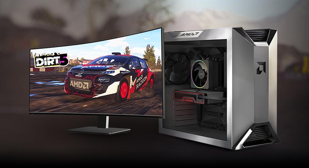 AMD AKILLI ERİŞİM BELLEK