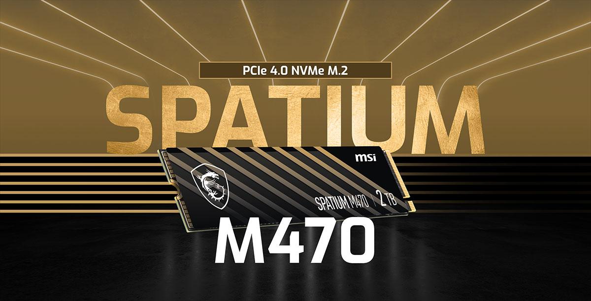 msi spatium m470 banner