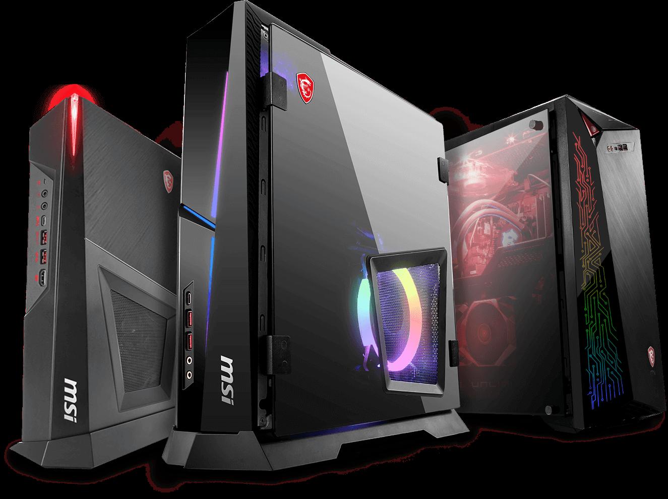 Best Gaming Desktop 2021 The Best Gaming Desktop 2020 | Gaming PC | MSI