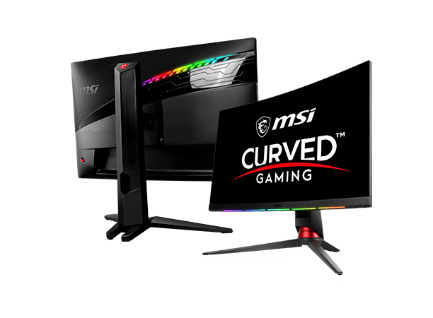 msi Monitors
