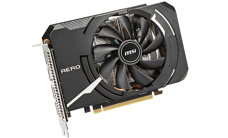 GeForce RTX TW 2080Ti/2080 AERO