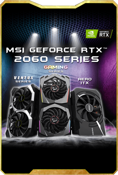 9 QnA about MSI GeForce RTX™ 20 Series Graphics Cards