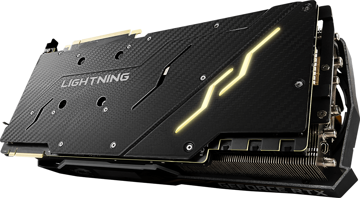 MSI GeForce RTX 2080 Ti Lightning Z