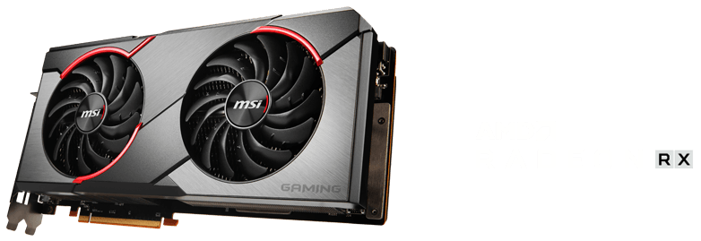 RX Series graphics card,
