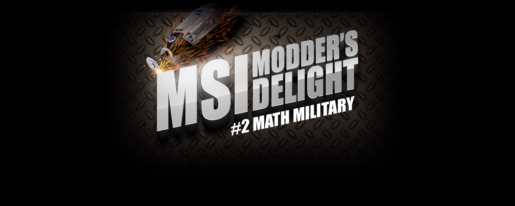 Modder's Delight #2 – Math Military