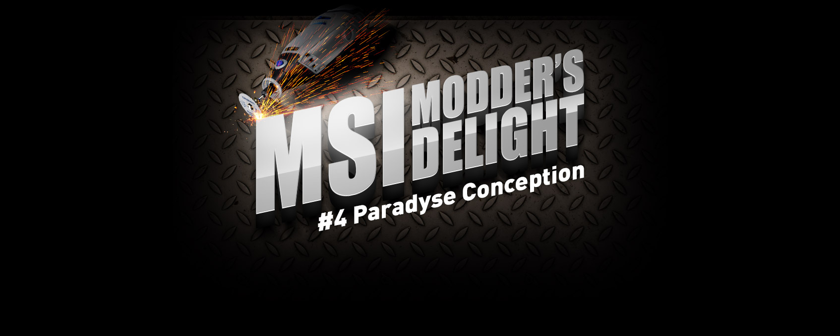 Modder's Delight #4 - Cyril de Paradyse Conception