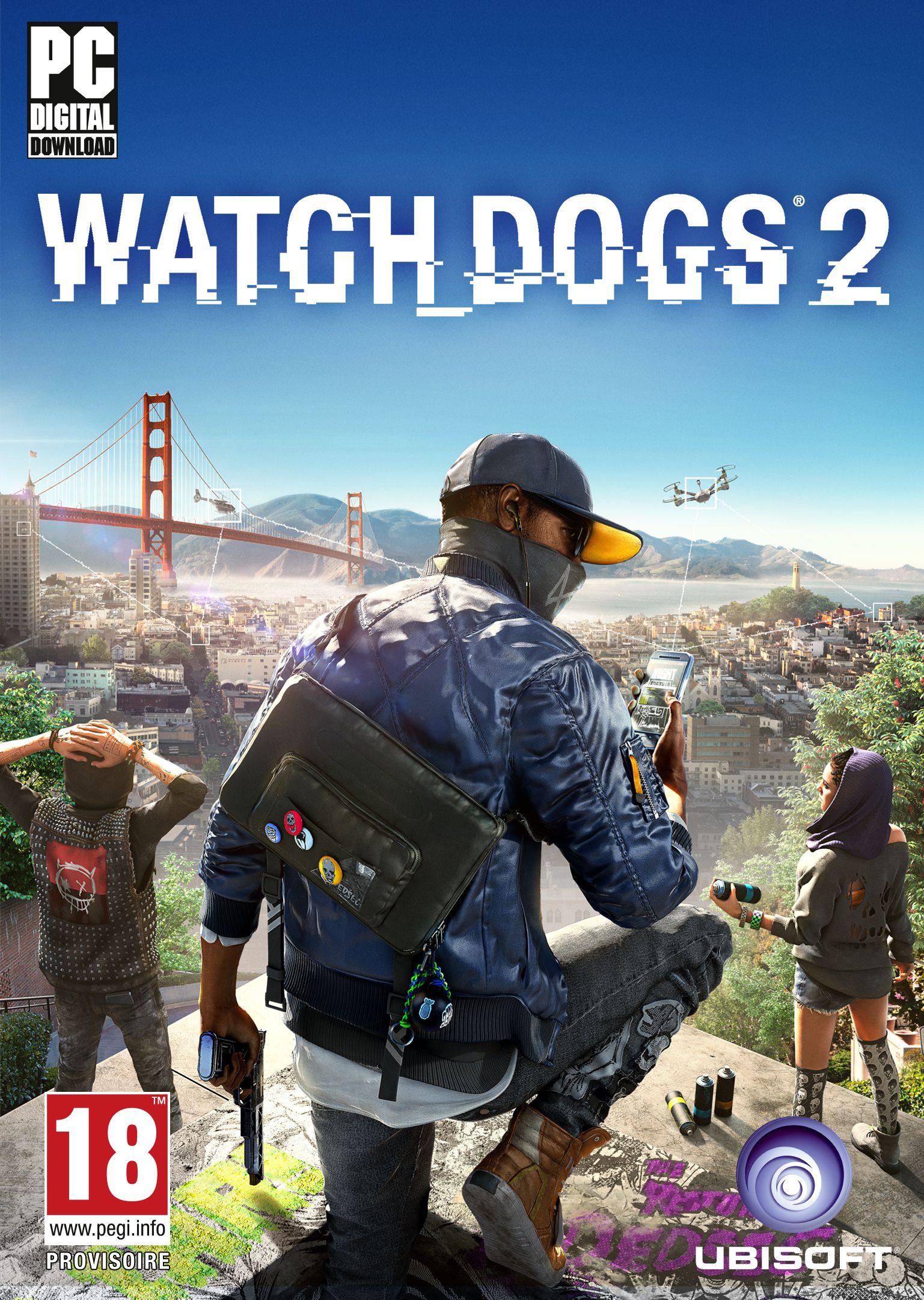 Rejoignez la révolution du hacking avec Watch Dog 2