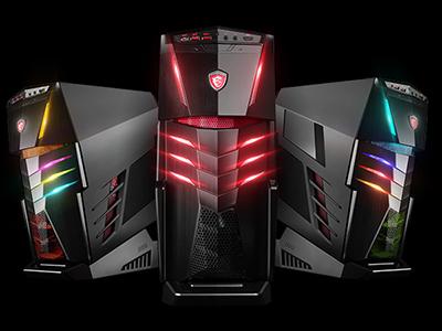 MSI lance un nouveau modèle de PC de bureau Gaming, l'Aegis Ti