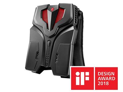 En ce début d'année 2018, MSI a été récompensé par un total de quatre prix iF Design Award