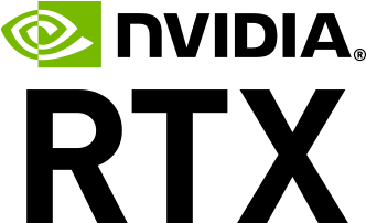 NV quadro rtx logo