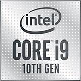 intel i9 10th logo