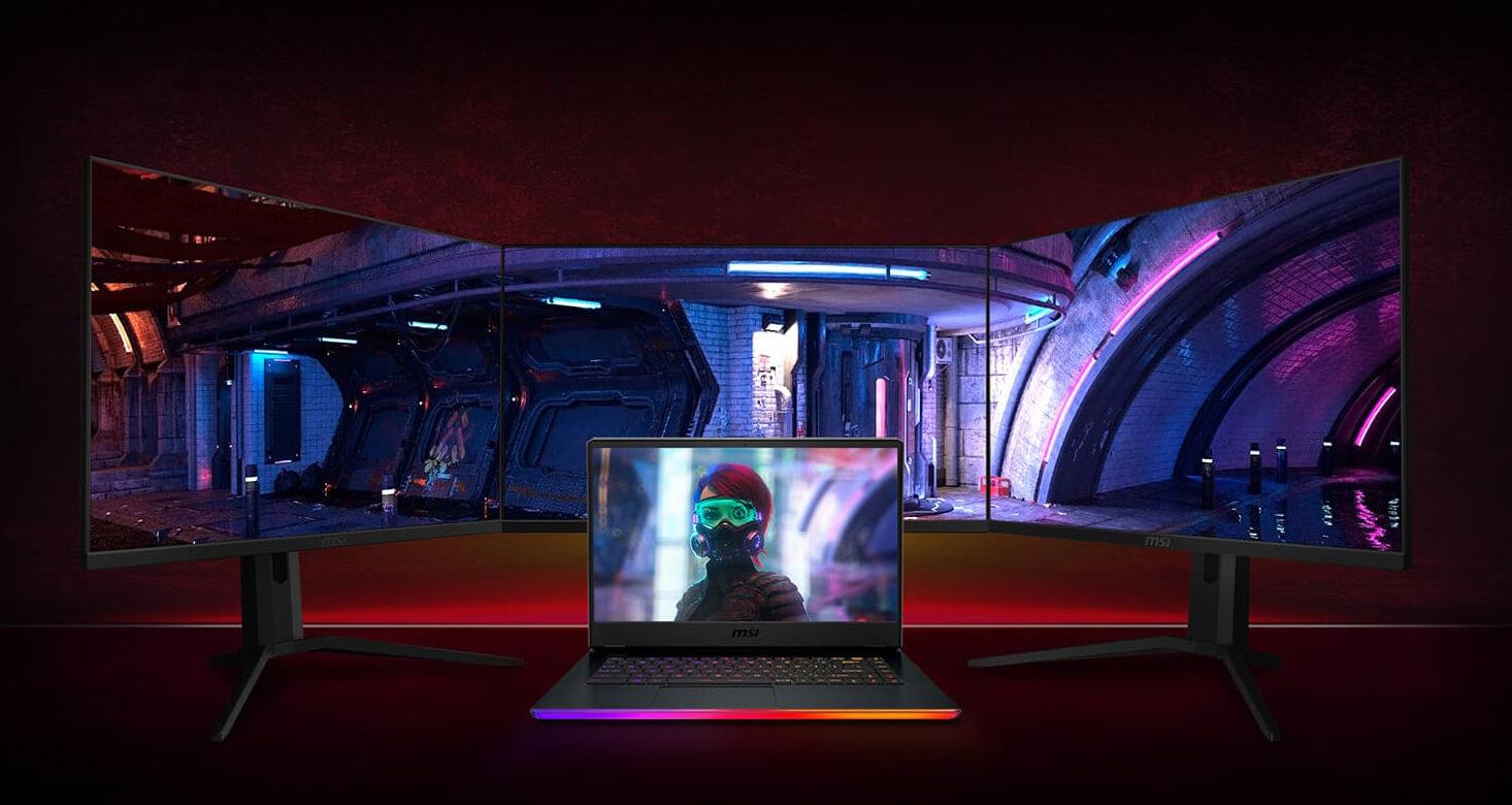 Matrix Display GE66