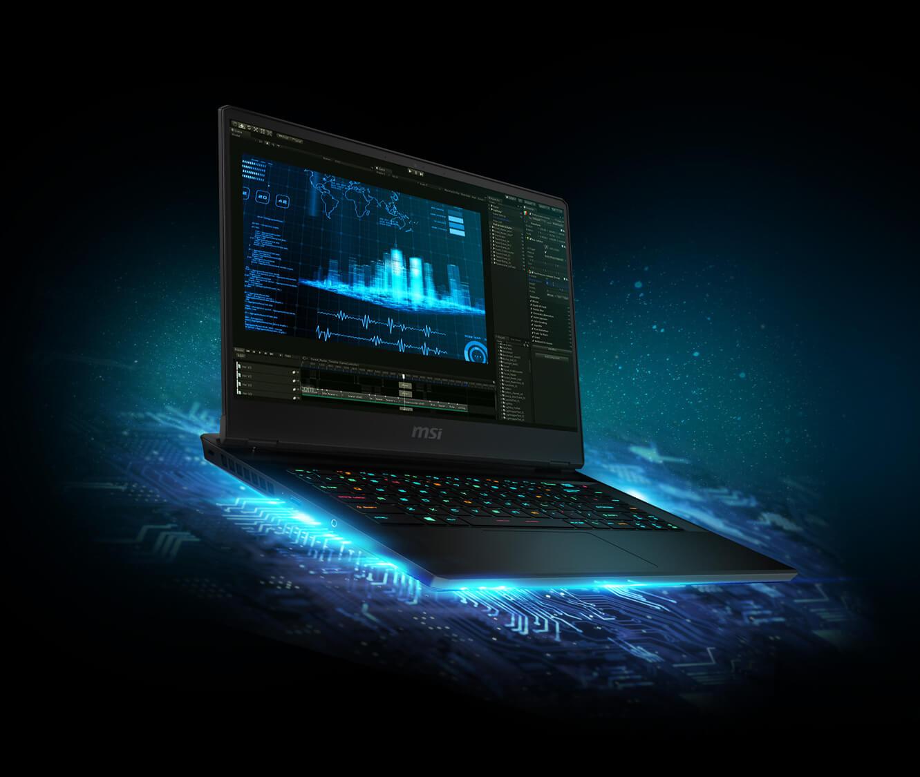 intel core i7 10th GP66