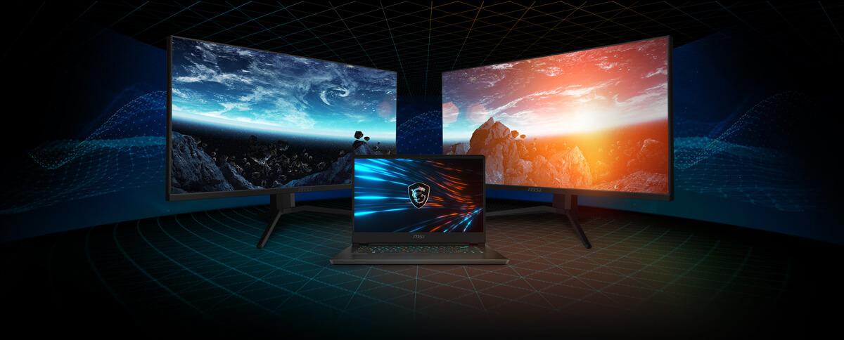 Matrix Display GP66