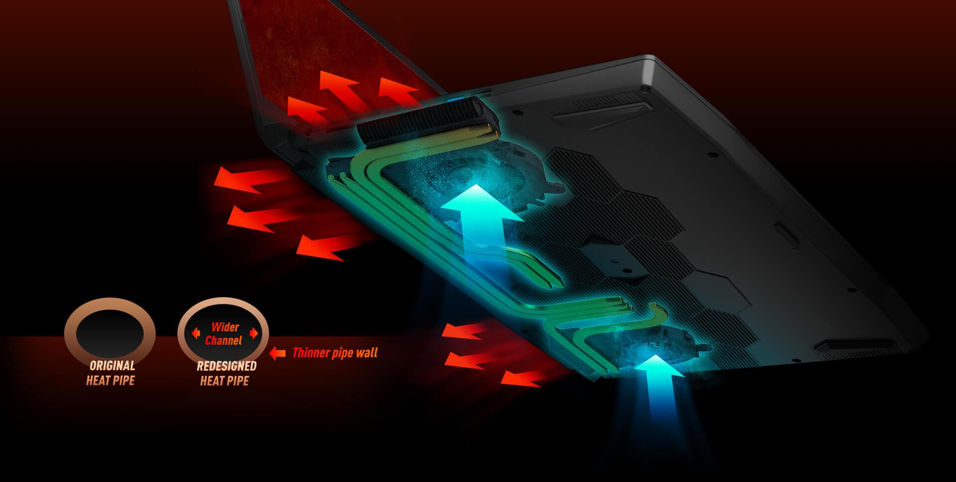 Katana GF66 Cooler                                                 boost 5
