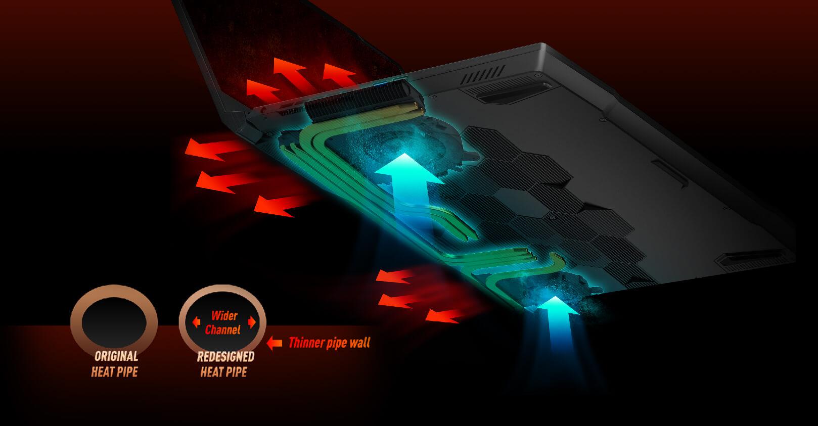 Katana GF76 Cooler                                                 boost 5