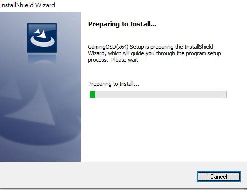 Gaming OSD