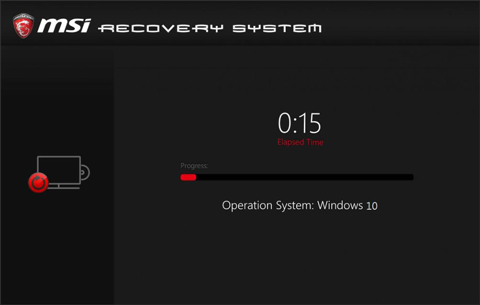 os recovery sop