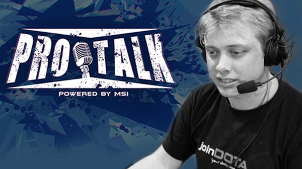 MSI Pro Talk #1: Pro Dota 2 Caster - Toby
