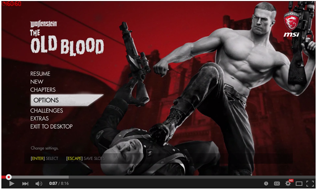 Useless Gamer: Wolfenstein The Old Blood