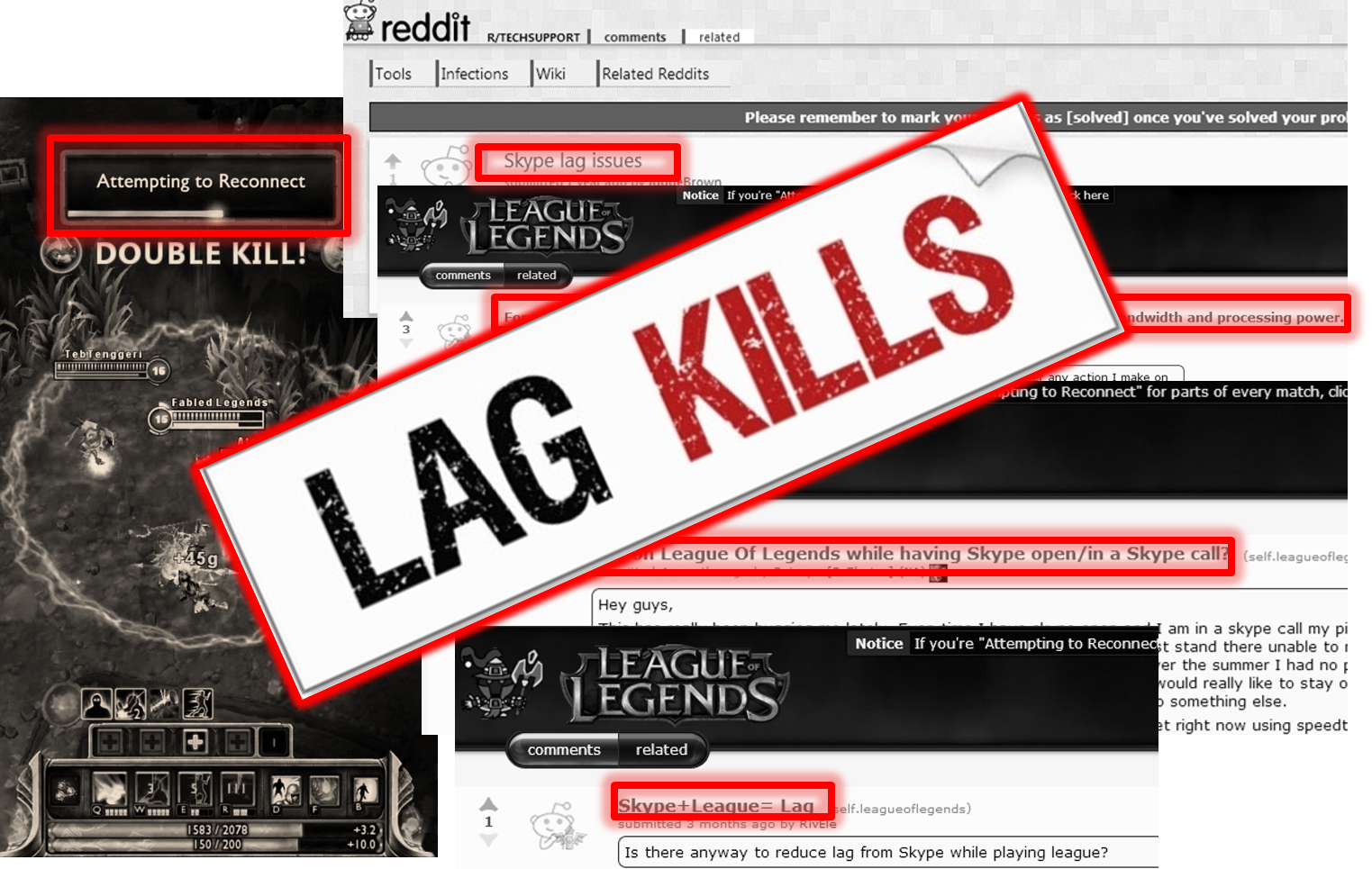 Kill your lag, dominate your game with MSI and Killer™