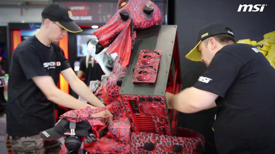 MSI PRO MOD Interview #2 (GAMING Dragon – Soccer & BaluC)