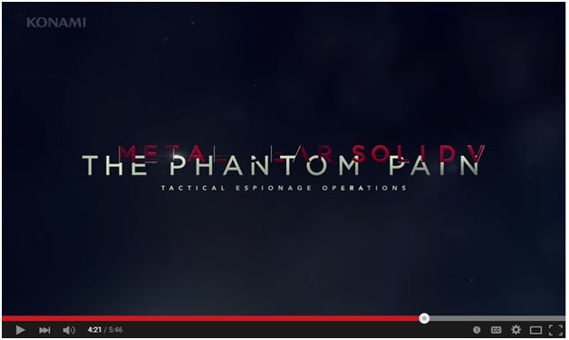 Metal Gear Solid V: The Phantom Pain bundle