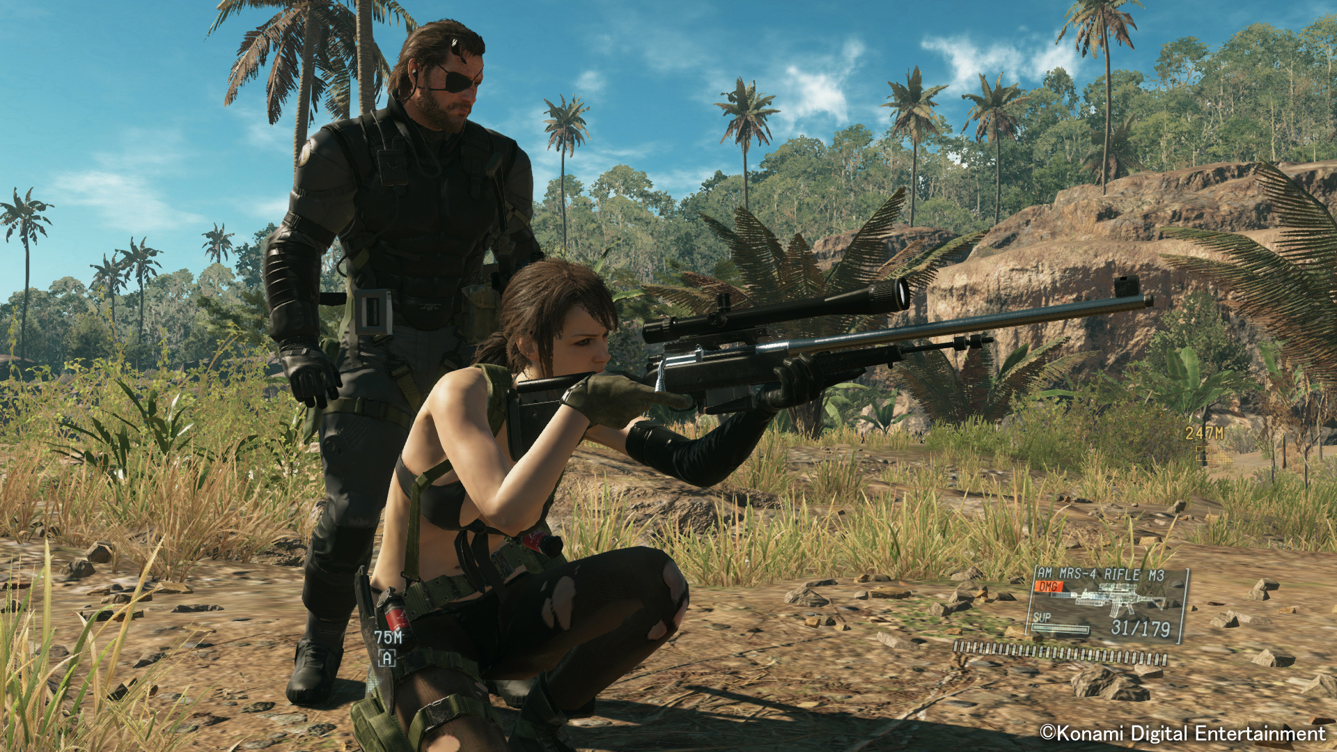 Gaming experience sharing of Metal Gear Sold V – The Phantom Pain