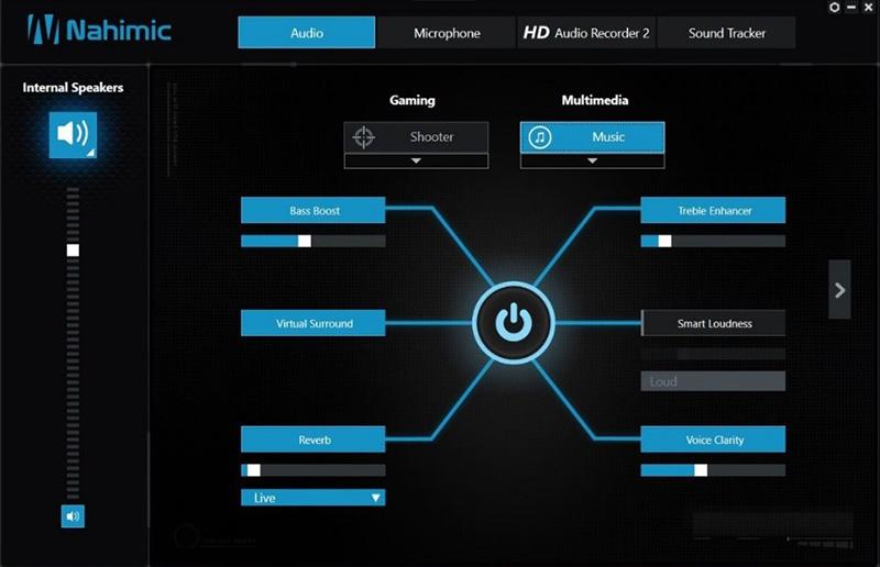 Immersiv & Erweitert – Nahimic 2 Audio Software für Gaming