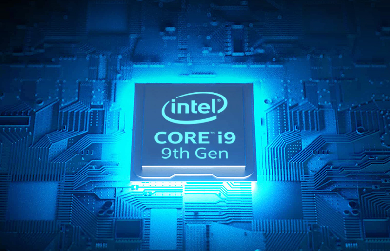 Enter the world of 9th gen CPU and RTX graphics cards