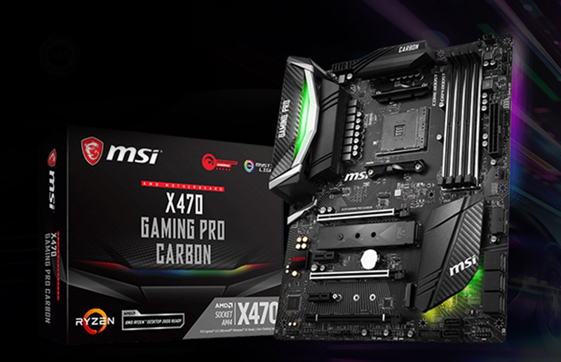 How to overclock your AMD Ryzen™ 7 2700X on MSI X470 motherboards? Here's the guide for you!