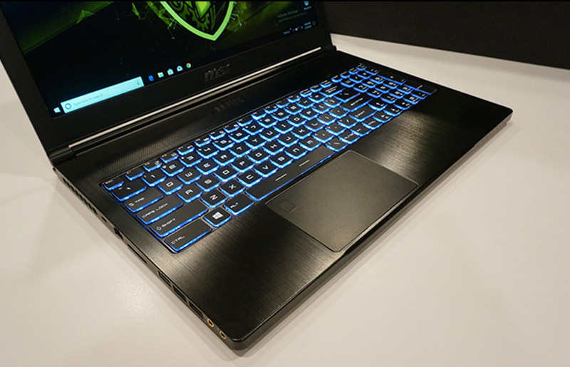 MSI WS63 – The Slimmest Workstation Laptop with Best Performance