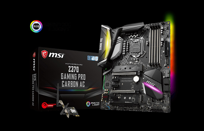 How to build the best looking RGB gaming PC Powered by Z370 GAMING PRO CARBON AC