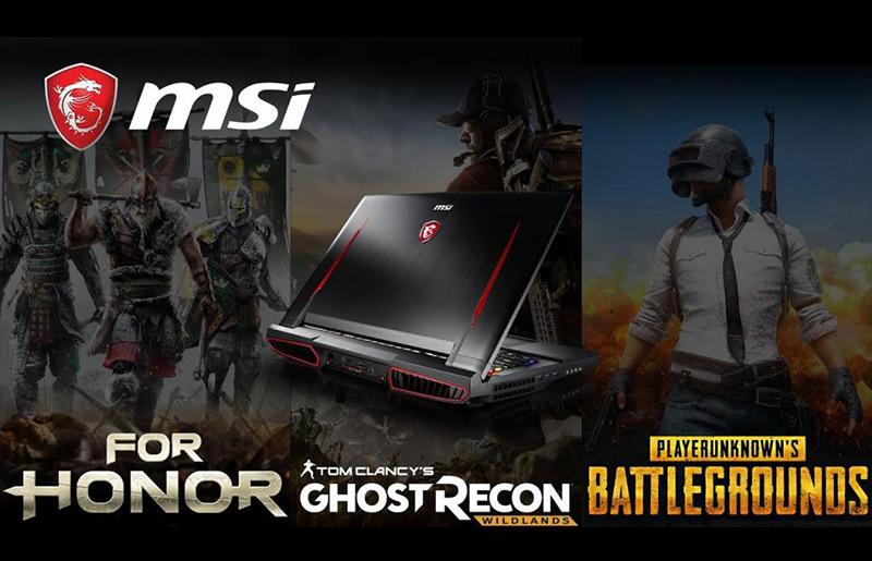 Semulus Apa Bermain Game FPS di GT75VR Titan Pro?