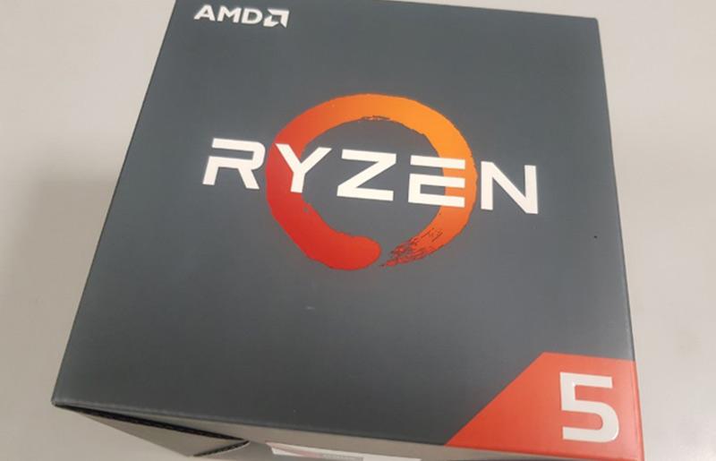 AMD Ryzen 5 1600 8-Core Revealed   MSI B350 TOMAHAWK MOTHERBOARD