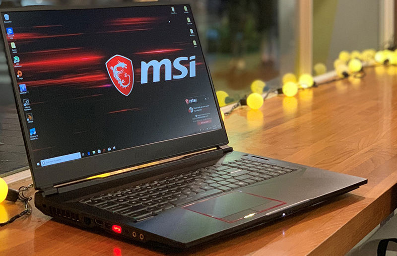 MSI GE75 Raider – The Raptor in the City with RTX 2070