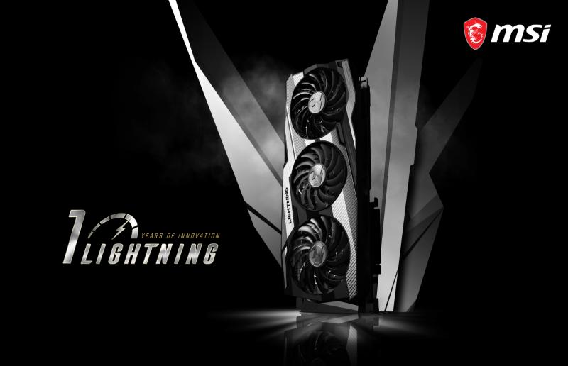 10 anni di Lightning