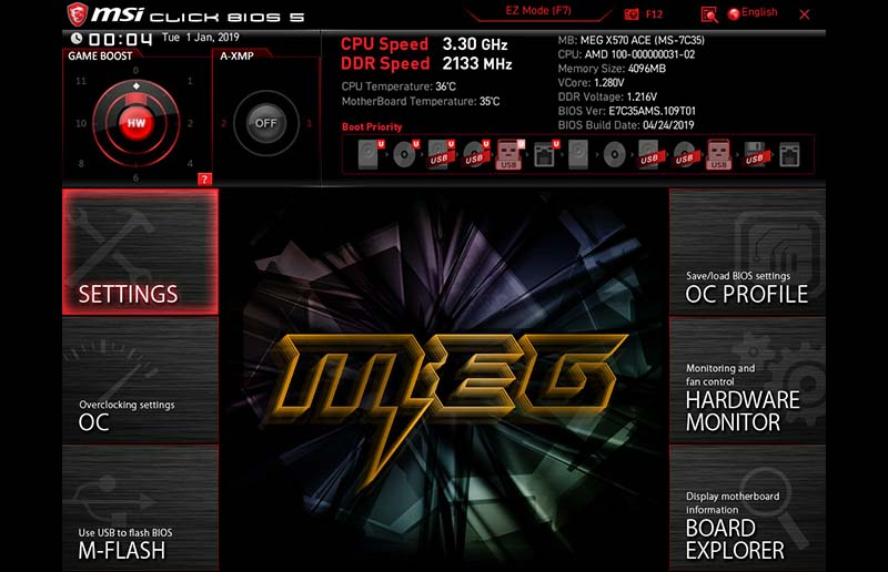 Sorry to keep you waiting! AMD Combo PI 1.0.0.4 Patch B BIOS is coming on MSI AM4 Motherboards