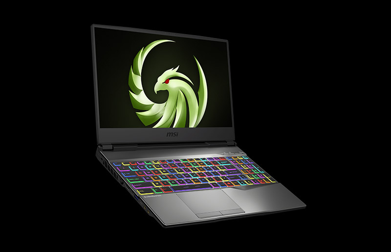 MSI Alpha 15 — Welcome to the era of 7nm laptop gaming