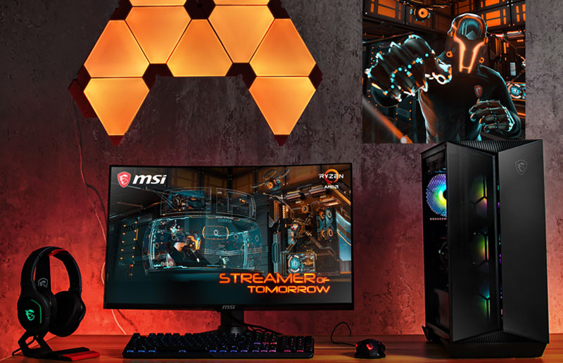 Build your AMD Ryzen PC for streaming
