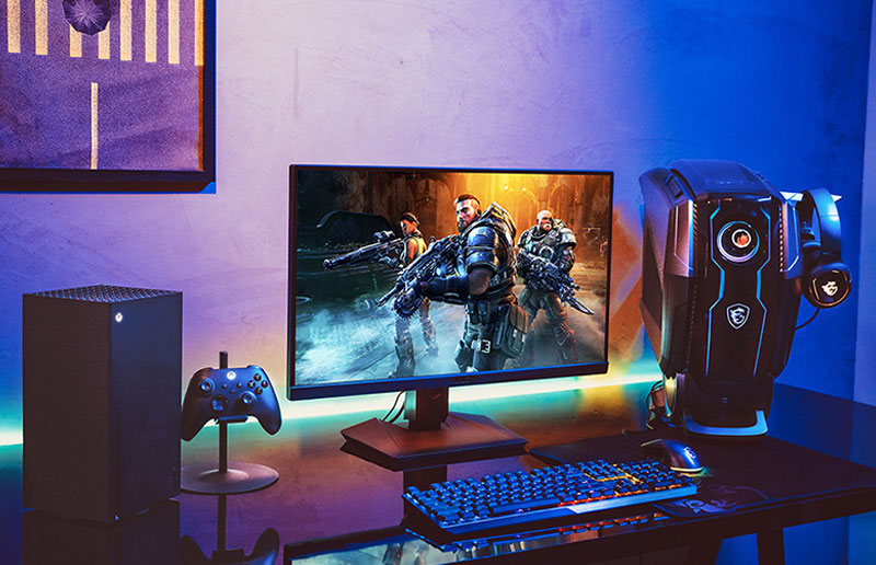 Monitors for Building the Best Console Gaming Setup