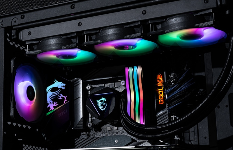 AIO Liquid Coolers, the first choice for AMD Ryzen 5000 series processors