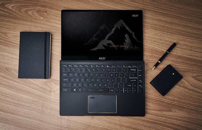 Ноутбуки серии Summit – идеальный выбор для офиса