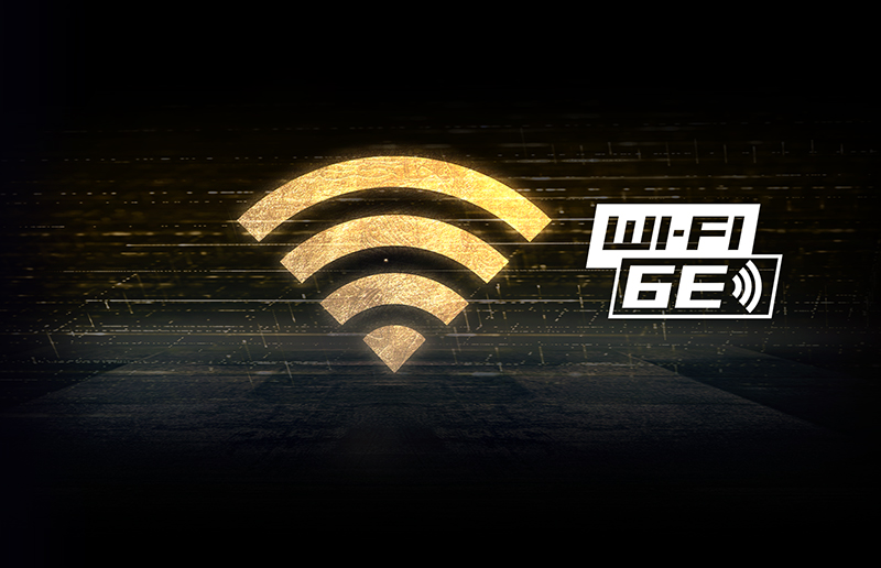 Wi-Fi 6E makes you the VIP of networking