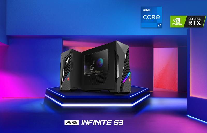 MSI Product Launch 2021 - MAG INFINITE S3