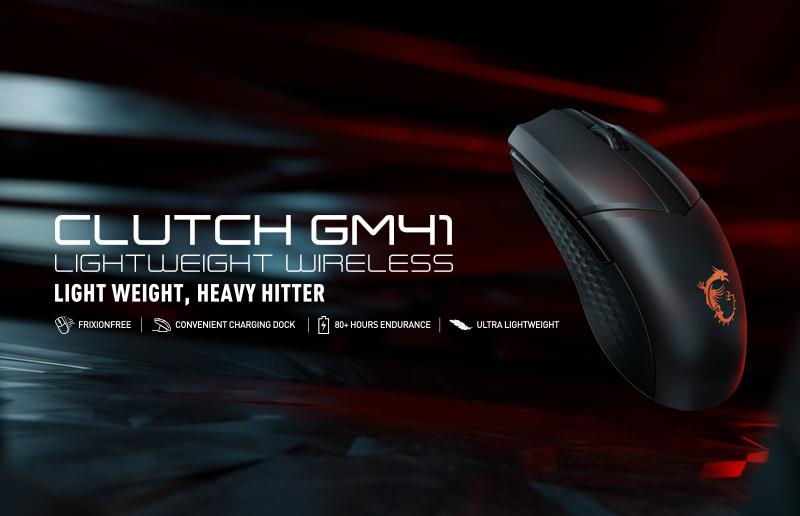 CLUTCH GM41 Lightweight Wireless – Die Drathlostechnologie im Detail